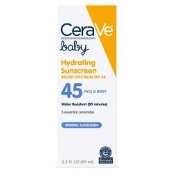 CERAVE BABY SUNSCREEN