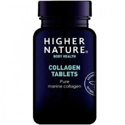 Higher Nature High Strength Collagen 90 Tablets