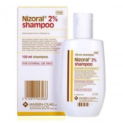 Nizoral shampoo-120ml