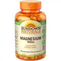 Sundown naturals magnesium